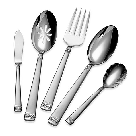 Mikasa® Riverside Park 5-Piece Hostess Set
