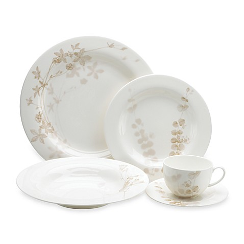 Mikasa Floral Mist 5-Piece Dinnerware Place Setting