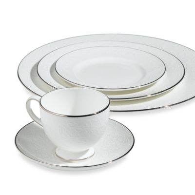 Wedgwood® English Lace 5-Piece Dinnerware Place Setting