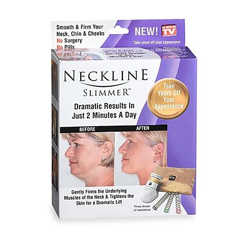 Neckline Slimmer Инструкция