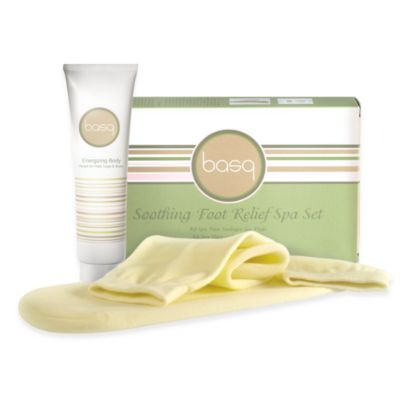 basq Soothing Foot Relief Spa Set
