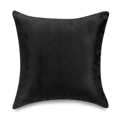 Sueded 20-Inch Throw Pillow