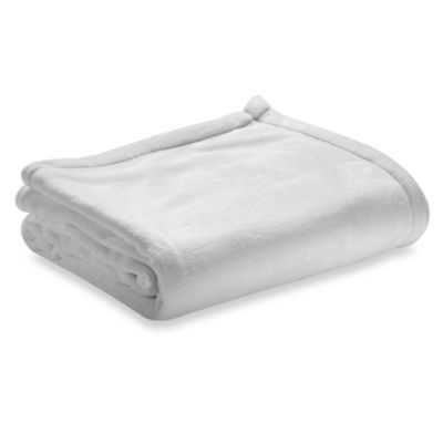 Berkshire Blanket® Indulgence Full/Queen Blanket in White