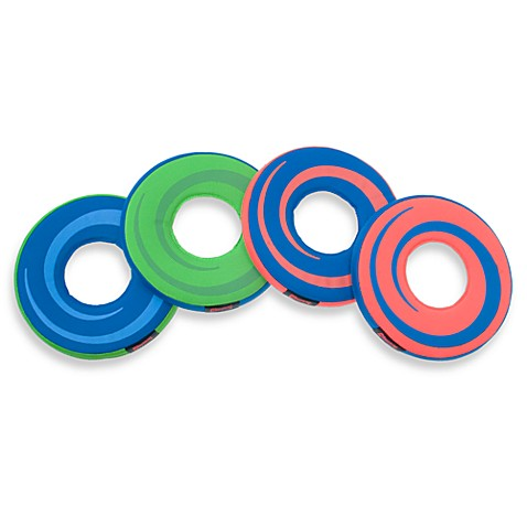 Chuckit® Fetch Games Amphibious Flying Rings