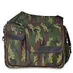 Diaper Dude® Messenger II Diaper Bag in Camo