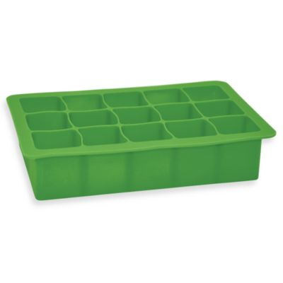 green sprouts® by i play.® Silicone Freeze Tray