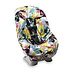 Dressy Dribbles Toddler Car Seat Cover - Diva