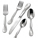 Satin Aquarius Flatware 5-Piece Place Setting