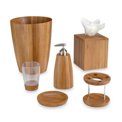 Umbra® Boomba Natural Waste Basket