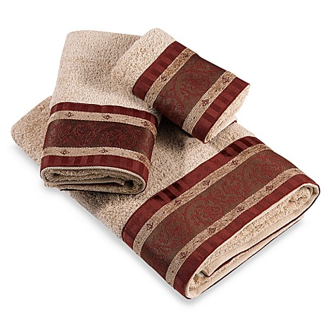 Devon Bath Towels 100 Cotton Bed Bath Amp Beyond