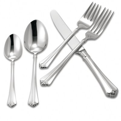 Oneida® Juilliard 5-Piece Stainless Steel Place Setting