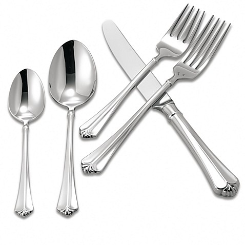 Buy Oneida 174 Juilliard 20 Piece Flatware Set From Bed Bath