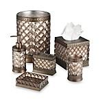 Waterford® Champagne Boutique Tissue Holder