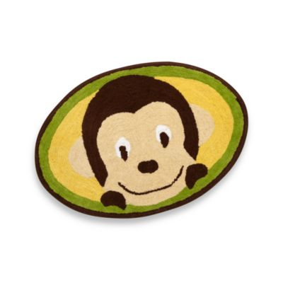 Motion Monkey Bath Rug