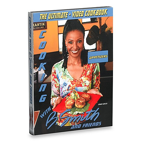 Cooking with B. Smith and Friends Appetizers DVD
