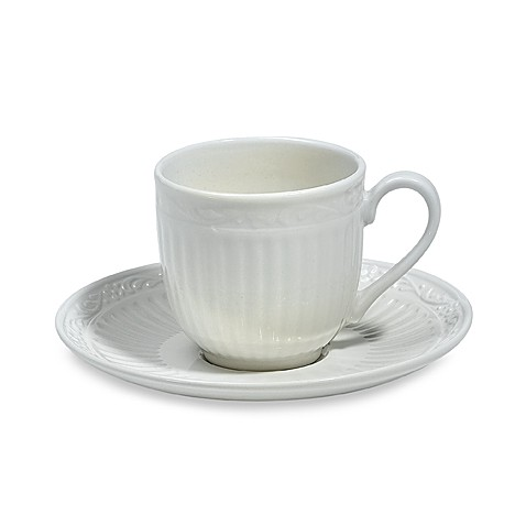 Mikasa® Italian Countryside Espresso Cup and Saucer