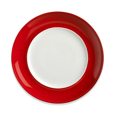 Mikasa® 8-Inch Accent Plate in Pure Red