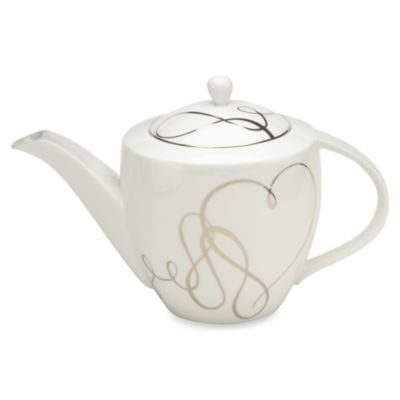 Mikasa® Love Story 43-Ounce Tea Server