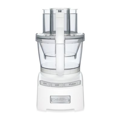 Cuisinart® Elite Collection™ 12-Cup Food Processor in White