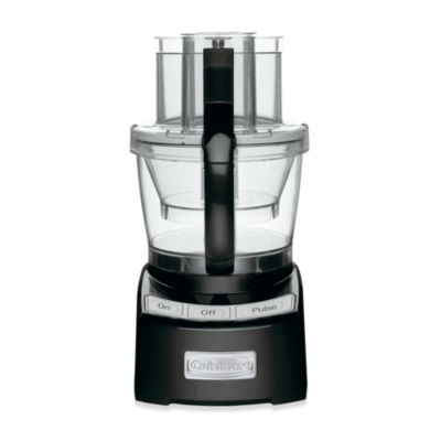 Cuisinart® Elite Collection™ 12-Cup Food Processor in Black