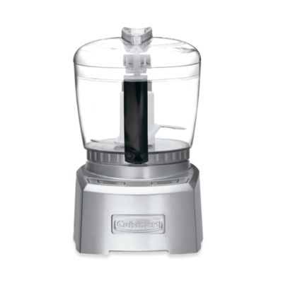 Cuisinart® Elite Collection™ 4-Cup Chopper/Grinder in Die-Cast
