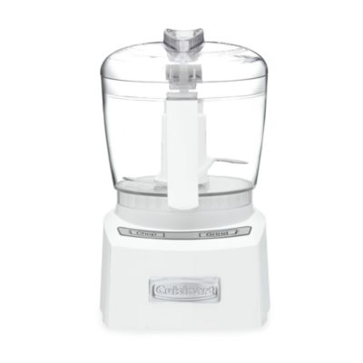 Cuisinart® Elite Collection™ 4-Cup Chopper/Grinder in White