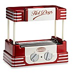 Nostalgia Electrics™ Retro Series™ 50's Style Hot Dog Roller