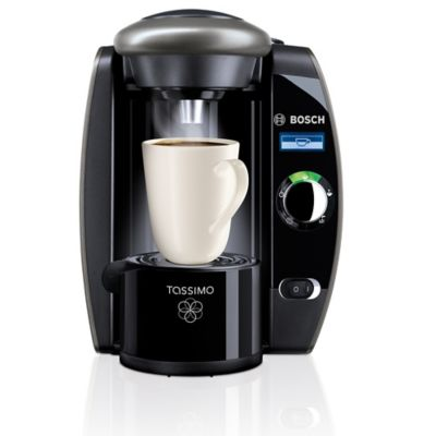 Tassimo Titanium T65 Single-Serve Beverage System - Bed Bath & Beyond