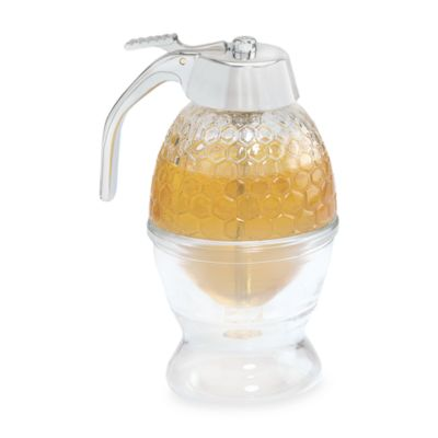 Fox Run® Honey and Syrup Dispenser