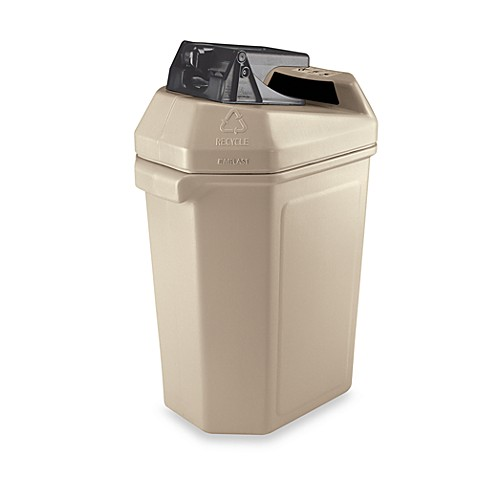 Canpactor Recycling Container - Beige