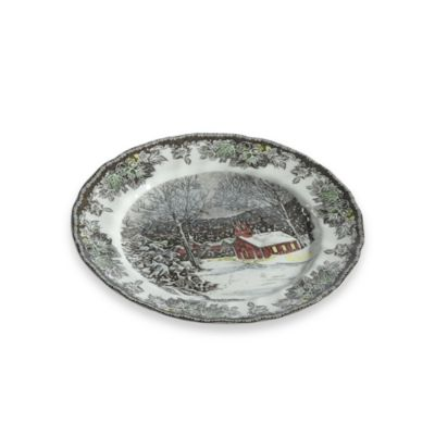 Johnson Brothers Friendly Village Dinner Plate (Set of 4)