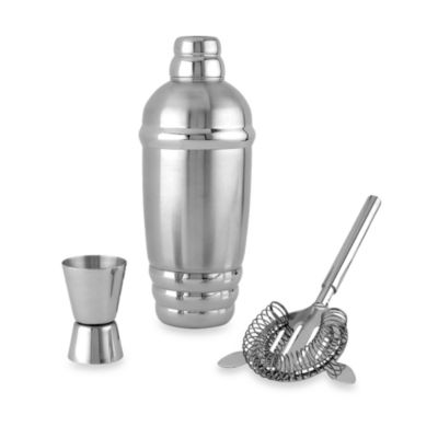 Lenox® Tuscany Classics® Shaker with Strainer & Jigger