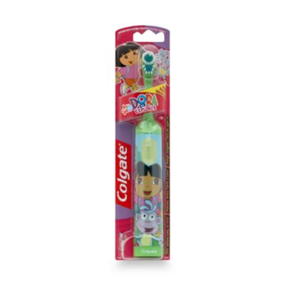 Colgate® Dora the Explorer Kids Power Toothbrush