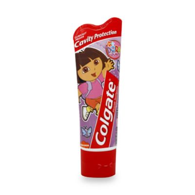 Colgate® Kids Dora the Explorer 4.6 oz. Toothpaste