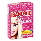 Johnson's® 25-Count Barbie Assorted Bandages