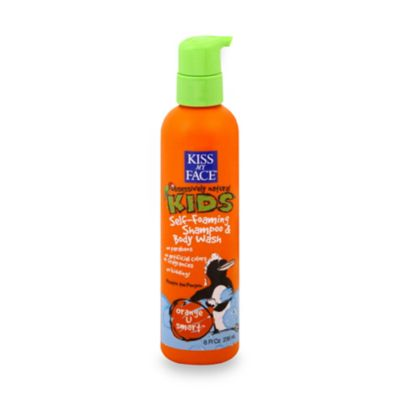 Kiss My Face® Obsessively Natural Kids™ 8-Ounce Foaming Shampoo and Body Wash