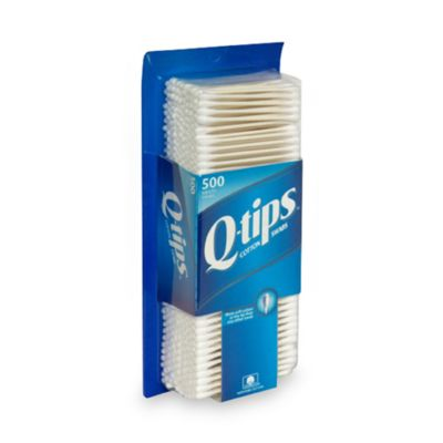 Q-Tips® 500-Count Cotton Swabs