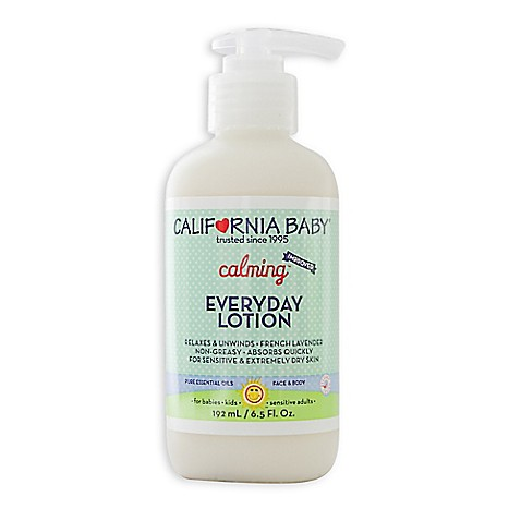 Buy California Baby 174 6 5 Oz Calming Lotion From Bed Bath