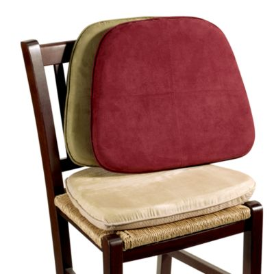 Buy Faux Leather Chair Pad From Bed Bath Amp Beyond