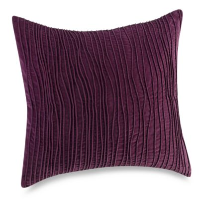 Anthology™ European Sham in Plum Vine