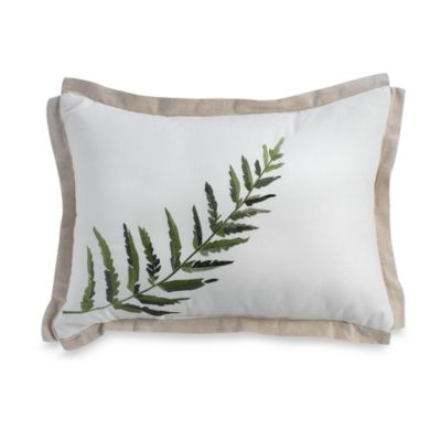 Croscill® Fiji Boudoir Pillow