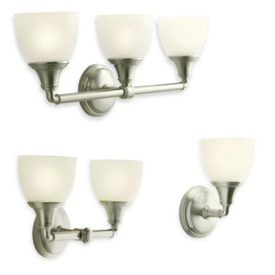 Kohler Devonshire Wall Sconces - Bed Bath & Beyond