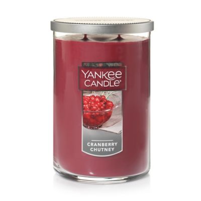 Yankee Candle® Housewarmer® Cranberry Chutney Large Lidded Candle Tumbler
