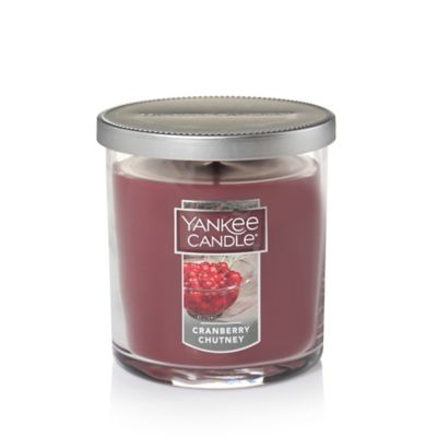 Yankee Candle® Housewarmer® Cranberry Chutney Small Lidded Candle Tumbler