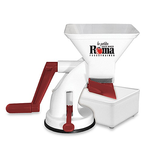 Prago Trade Roma La Petite Sauce Maker and Food Strainer