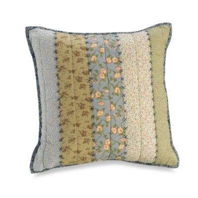 Emily 18-Inch Square Toss Pillow