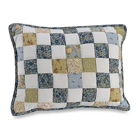Emily Oblong Throw Pillow - www.BedBathandBeyond.com