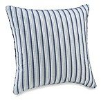 Seaside Stripe European Sham