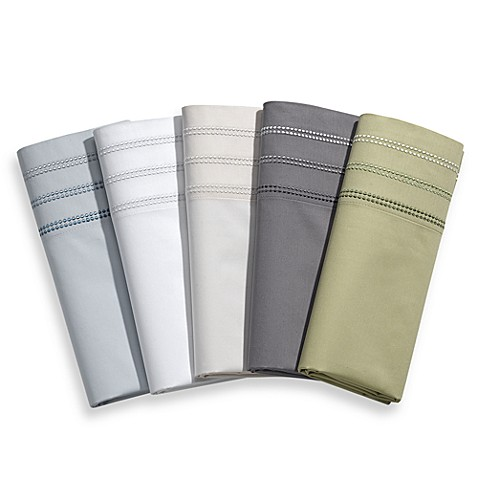 DKNY Urban Pique King Sheet Set
