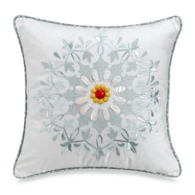 Echo Design™ Jaipur 18-Inch Square Toss Pillow